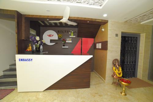 Embassy Hotel Guntur Reception